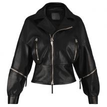 Giuseppe Zanotti AUTUMN Womens Jackets Black