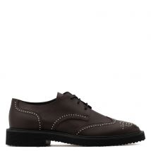Giuseppe Zanotti ANDIE Mens Lace up Brown