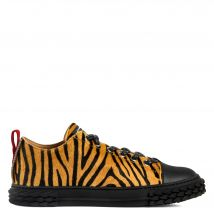 Giuseppe Zanotti BLABBER Mens Low top sneakers Multicolor