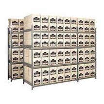 H/D Archive Storage 8 Boxes High - 40 Box Extension 1525w x 381d