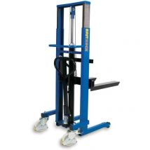 Light Duty Manual Stackers with Adj Forks 1830 lift height 250kg cap