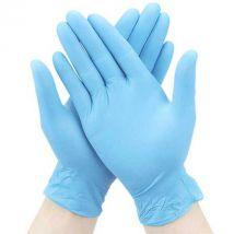 Nitrile Disposable Gloves (Pack 10)