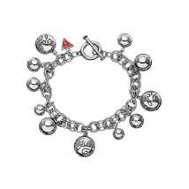 Guess Sphere Chunky T-bar Bracelet