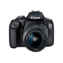 Canon EOS 2000D SLR Black Camera