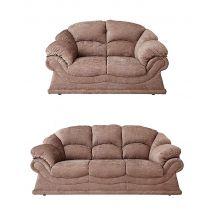 Vienna Two & Three Seater Sofa Suite
