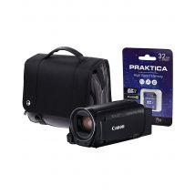 Canon Legria HF R86 Black Camcorder Kit