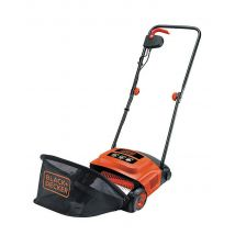 Black + Decker 600W Lawnraker