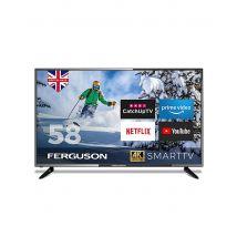 Furgeson 58 4K Ultra HD Smart TV