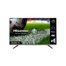 Hisense QLED 50E76GQTUK 50 4K SMART TV