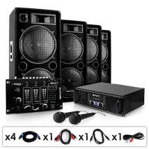 Bassbrigade USB - Sistema PA