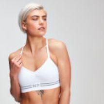 Bralette sin costuras Essentials para mujer de MP - Blanco - L