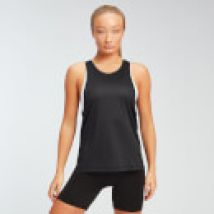 Train Racer Back Vest - Black - XS