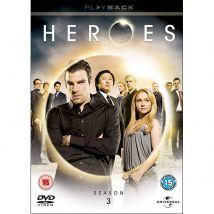 Heroes - Season 3 - Complete