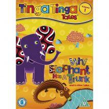 Tinga Tinga Tales - Why Elephant Has A Trunk