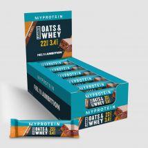 Myprotein Oats & Whey - Schokolade Erdnuss