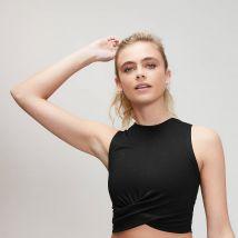 Débardeur d'entraînement Energy MP Essentials pour femmes–Noir - XL