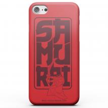 Samurai Jack Samurai Phone Case for iPhone and Android - iPhone XS - Snap Case - Matte