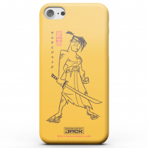 Samurai Jack Kanji Phone Case for iPhone and Android - iPhone XR - Snap Case - Matte