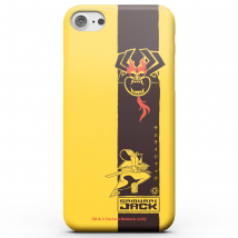 Samurai Jack Stripe Phone Case for iPhone and Android - iPhone XS - Snap Case - Matte