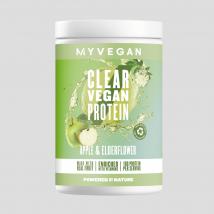 Clear Vegan Protein - 20servings - Apple & Elderflower