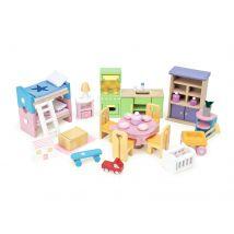 Le Toy Van Daisylane Starter Furniture Set