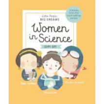 Bookspeed: Little People Big Dreams: Women in Science