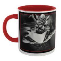 Gremlins Invasion Mug - White/Red