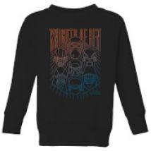 Star Wars Knights Of Ren Kids' Sweatshirt - Black - 11-12 años - Negro