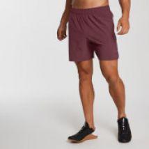 MP Herren Essentials Training Shorts - Oxblood - S