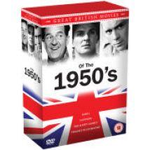 1950's Great British Movies Box Set: Dirk Bogarde, Stanley Baker and Stanley Holloway
