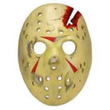NECA Friday The 13th Part 4 Final Chapter Jason Mask Prop Replica