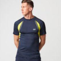Strike Voetbal T-Shirt - XXL - Navy blauw