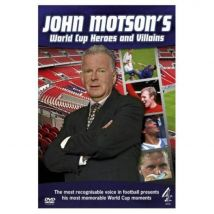 John Motson's World Cup Heroes And Villains