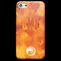 Funda Móvil Magic The Gathering Maná Rojo para iPhone y Android - iPhone 6 - Carcasa rígida - Mate