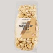Myprotein Natural Nuts (Cashews) 100% Natural  - 400g - Geschmacksneutral