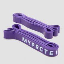 Myprotein Resistance Bands - Blue / 27-68Kg (Pair) - Multi