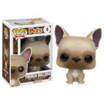 Figura Pop! Pets Vinyl Perro Bulldog Francés
