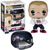 Figura Pop! Vinyl Texans J.J. Watt Ronda 2 - NFL
