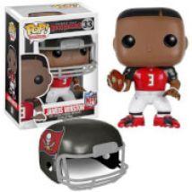 Figura Pop! Vinyl Jameis Winston Ronda 2 - NFL