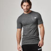 Camiseta Sin Costuras - XXL - Negro