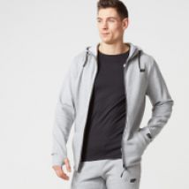 Sweat à capuche Pro-Tech - XL - Gris Chiné