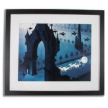 Disney Cinderella Film Gallery Framed Printed Wall Art