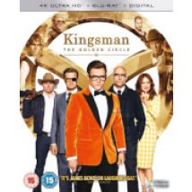 Kingsman: The Golden Circle - 4K Ultra HD