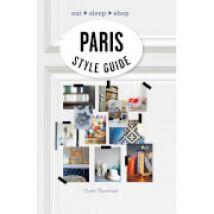 Bookspeed: Paris Style Guide