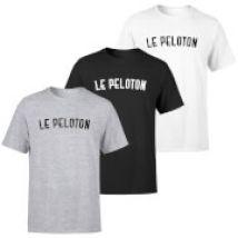 Le Peloton Men's T-Shirt - S - Black