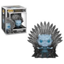 Game of Thrones Night King on Iron Throne Pop! Vinyl Deluxe
