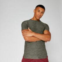 Dry-Tech Infinity T-Shirt — Green Marl - S