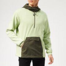 Penfield Men's Resolute Hooded Sweatshirt - Dusty Green - M - Green