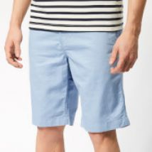 Joules Men's Laundered Chino Shorts - Soft Blue - W32 - Blue