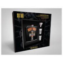 Guns N' Roses Hip Flask Set